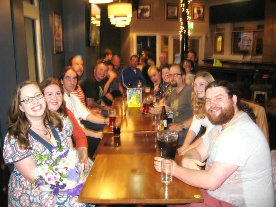 Roath Writers Birthday