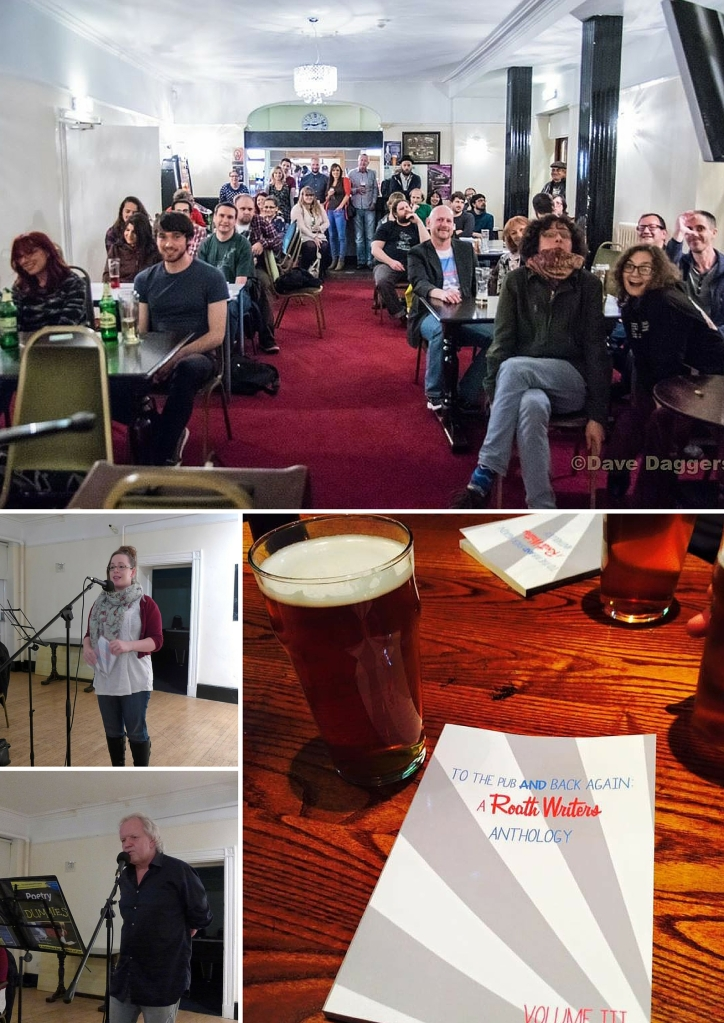 RARA Roath Writers Launch